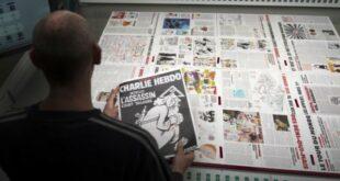 Editor Charlie Hebdo