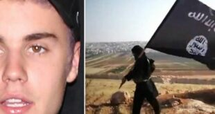 Isis Bajak Akun Justin Bieber