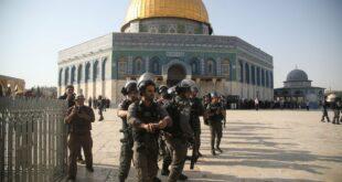 Militer Israel jaga ketat Masjid Al Aqsa scaled
