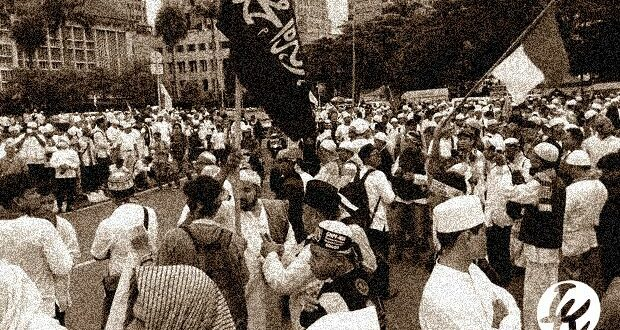 Islam Didzalimi