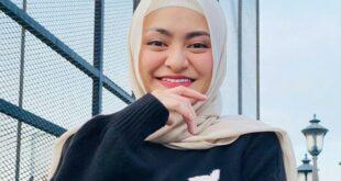 nathalie holscher yang dijodohkan dengan sule kini pakai hijab 2 43