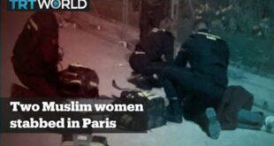 2 Wanita Ditusuk Di Eiffel