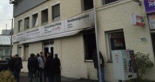 Masjid Itzehoe Jerman Dibakar