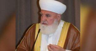 Mufti Damaskus Wafat