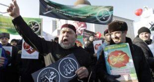 Muslim Rusia Protes Penerbitan Kartun Nabi Muhammad Saw