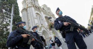 Serangan Di Basilika Notre Dame Nice