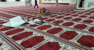 masjid turki di Australia diserang