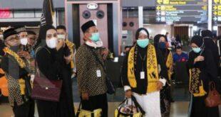 Jemaah Umrah Asal Indonesia