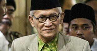 Kh Miftachul Akhyar Ketua Umum Mui