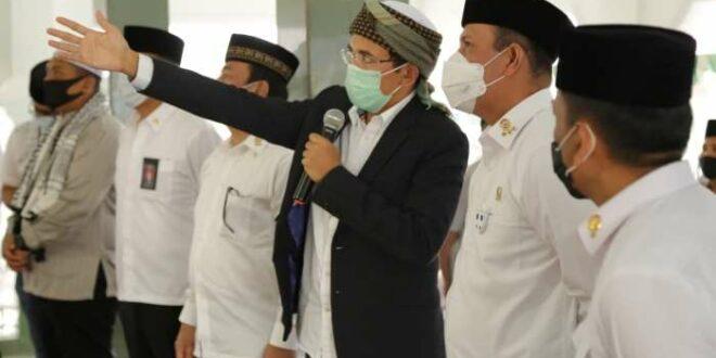 Kepala Bnpt Dan Ponpes Tgb Di Lombok 5