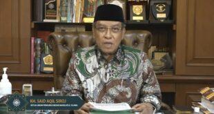 Ketua Umum Pbnu Kh Said Aqil Siroj Ucapkan Selamat Milad Ke 108 Muhammadiyah