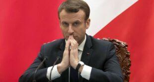 Macron Harus Minta Maaf