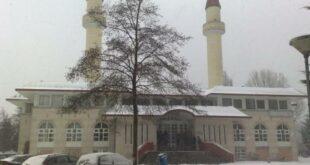 Masjid Sultan Ahmed Di Zaandam, Belanda