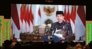 Presiden Jokowi Buka Munas Ke 10 Mui