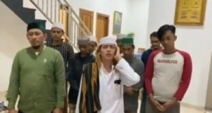 Pelaku Azan 'hayya Alal Jihad' Ditangkap Bareskrim Polri