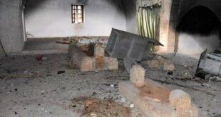 Serangan rudal Israel hantam komplek pemakaman sahabat Nabi