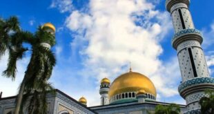 masjid brunei darussalam  151203180246 825