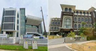 Dua Masjid Di Singapura Yang Hampir Terkena Serangan Teroris