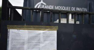 Grand Mosquee De Pantin Ditutup Pemerintah Prancis (new Europe)