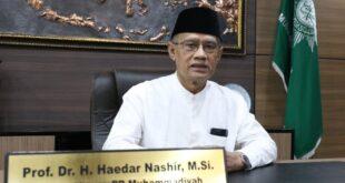 Haedar Nashir (suaramuhammadiyah.id)