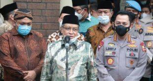 Kapolri Jenderal Listyo Sigit Prabowo Di Pbnu