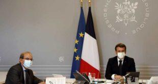 Presiden Macron Dan Pemimpin Muslim Prancis Mohamed Moussaoui (the Telegraph)