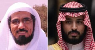 Sheikh Salman Al Ouda Dan Putra Mahkota Mohamed Bin Salman (mbs)