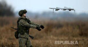 Tentara Rusia Menerbangkan Pesawat Tanpa Awak Dalam Latihan Perang 170323202950 432