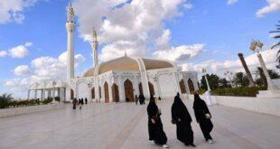 10 masjid di arab saudi kembali ditutup untuk cegah penyebaran virus corona