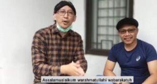 Abu Janda Temua Ketum Pemuda Muhammadiyah