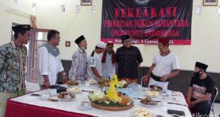 Deklarasi Persatuan Dukun Nusantara (perdunu) Di Banyuwangi (detikcom)