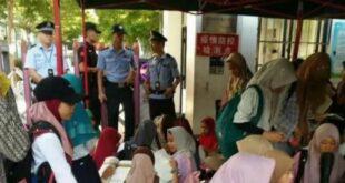 Muslimah suku Utsul di Provinsi Hainan