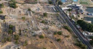 Pondasi masjid tertua yang ditemukan di Israel bagian utara