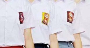 seragam sekolah di indonesia
