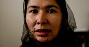 Tursunay Ziawudun mengalami pemerkosaan sistematis selama delapan bulan di kamp penahanan di Xinjiang pada 2018 bbc