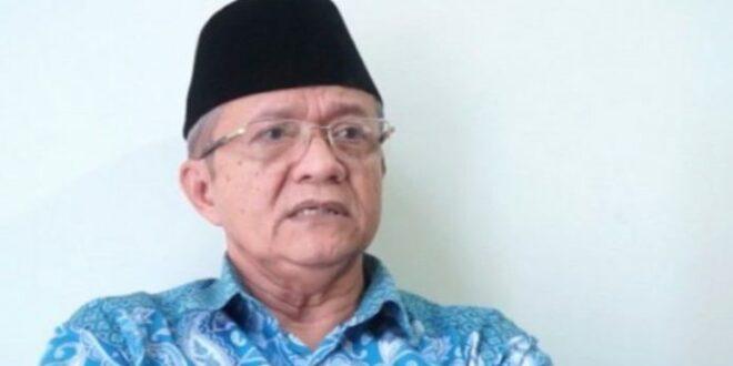 ketua pp muhammadiyah dr anwar abbas