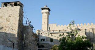 masjid ibrahim di hebron