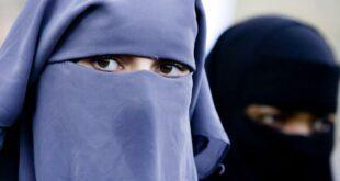 muslimah swiss mengenakan niqab atau cadar