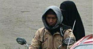 Pelaku bom Makassar