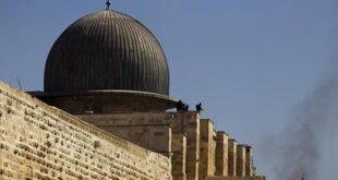 ratusan yahudi radikal bobol masjid alaqsa yordania kecam israel rgt