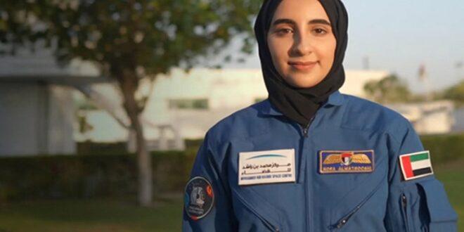 astronot muslimah pertama noura al matrooshi