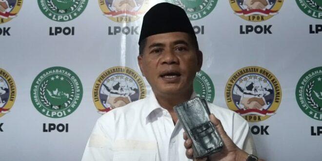 Direktur Pencegahan BNPT Brigjen Pol R. Ahmad Nurwakhid
