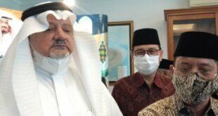 Dubes Arab Saudi Esam Abid Altaghafi
