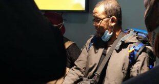 fa saat ditangkap densus 88 di bandara soetta