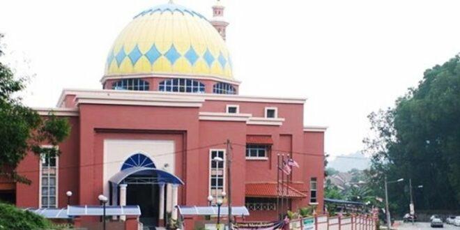 Masjid Al Khairiyah di Taman Seri Gombak Kualalumpur