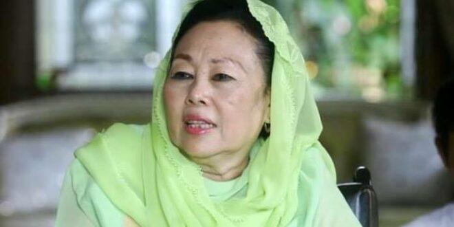 Nyai Hj Sinta Nuriyah Abdurrahman Wahid