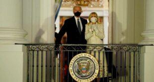 presiden joe biden dan istri