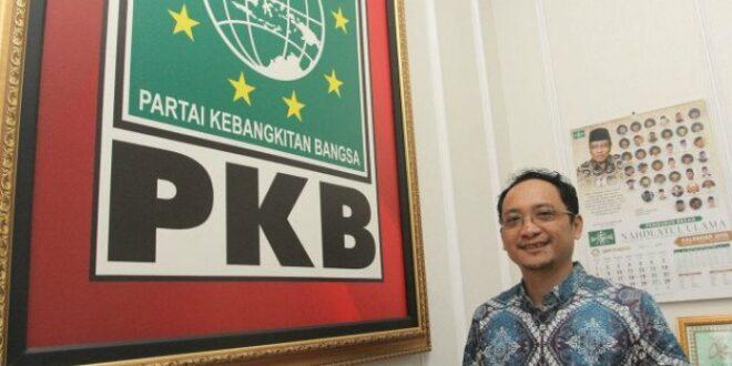 Sekjen PKB Hasanuddin Wahid