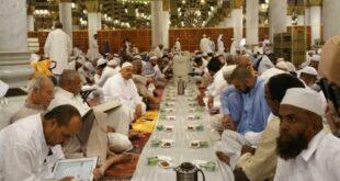 buka puasa bersama di masjid