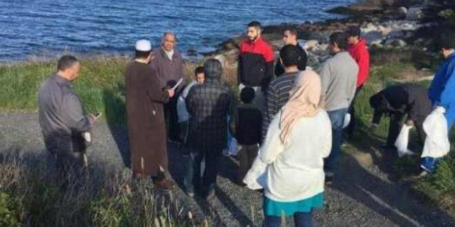 muslim kanada bersikan lingkungan  150610092943 135